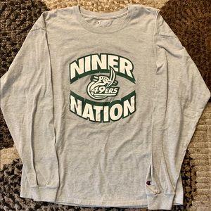 Champion Niner Nation LS Size Large